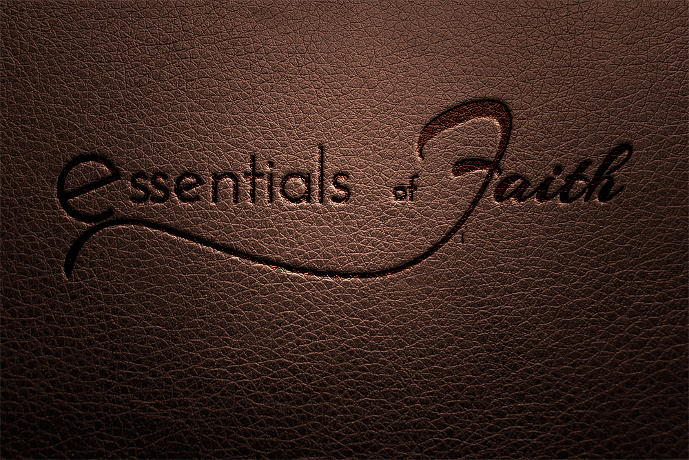 Essentials of Faith Website, Logo, and Brand Identity Design